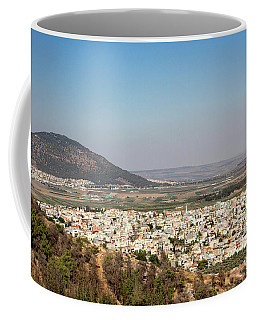 Coffee Mug featuring the photograph Mount Of Ascension by Mae Wertz