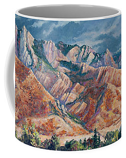 Mount Olympus In Autumn  Coffee Mug
