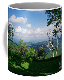 Mount Pisgah Vista Coffee Mug