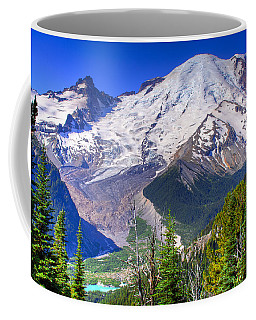Mount Rainier IIi Coffee Mug