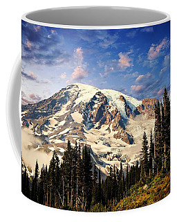 Mount Ranier Coffee Mug