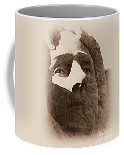 Mount Rushmore Faces Jefferson Coffee Mug