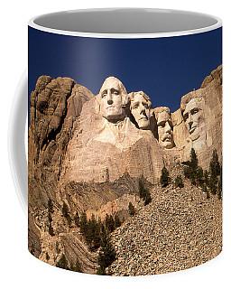 Mount Rushmore National Monument South Dakota Coffee Mug