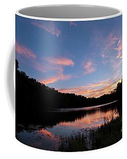 Mount Saint Francis Sunset - D010121 Coffee Mug