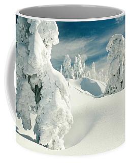Mount Seymour Coffee Mug