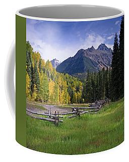 Mount Sneffels In Autumnn Coffee Mug