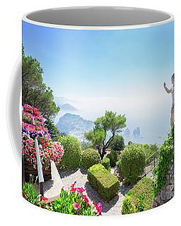 mount Solaro of Capri Coffee Mug