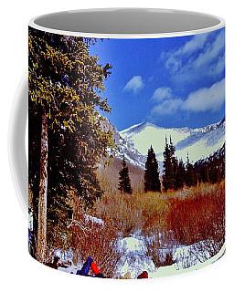 Mount St Vrain  Coffee Mug