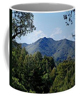 Mount Tamalpais Coffee Mug