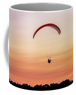Mount Tom Parachute Coffee Mug