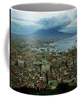 Mount Vesuvius Naples It Coffee Mug
