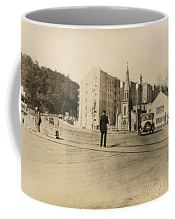 Coffee Mug featuring the photograph Mount Washington Church  by Cole Thompson