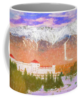 Mount Washington Hotel. Coffee Mug