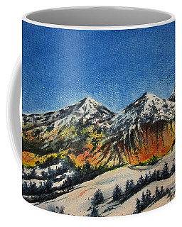 Mountain-5 Coffee Mug