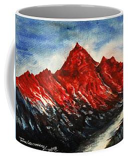 Mountain-7 Coffee Mug