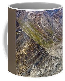 Mountain Abstract 1 Coffee Mug