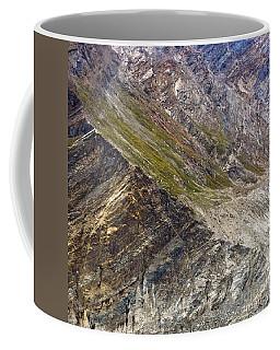 Mountain Abstract 1 Coffee Mug