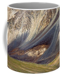 Mountain Abstract 2 Coffee Mug