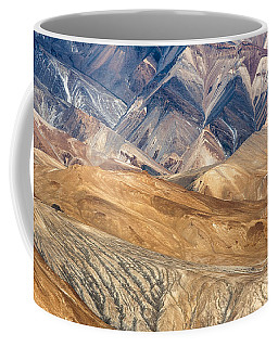 Mountain Abstract 4 Coffee Mug