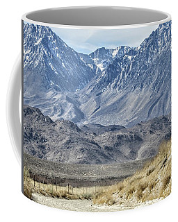 Mountain Ahead Coffee Mug