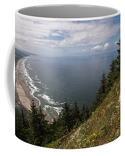 Mountain And Beach Coffee Mug