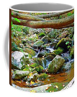 Mountain Appalachian Stream 2 Coffee Mug