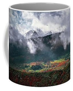 Mountain Autumn Coffee Mug