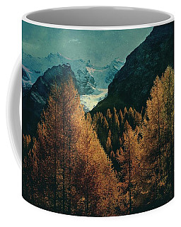 Mountain Autumn Coffee Mug