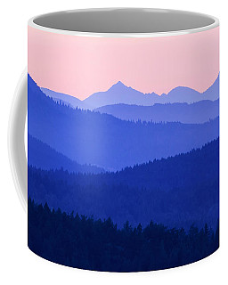Fade To Pink Coffee Mug