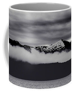 Mountain Contrast Coffee Mug