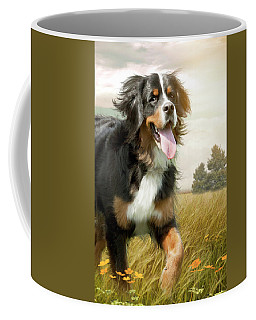 Mountain Dog Coffee Mug
