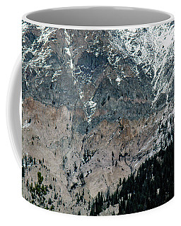 Mountain Face Coffee Mug
