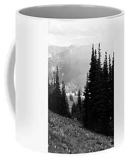 Mountain Flowers Coffee Mug