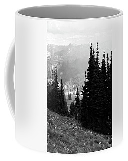 Mountain Flowers Coffee Mug