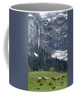 Mountain Goats Mountain Coffee Mug