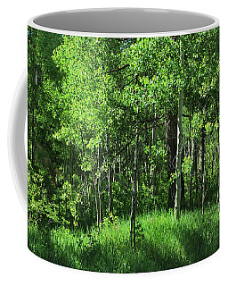 Mountain Greenery Coffee Mug