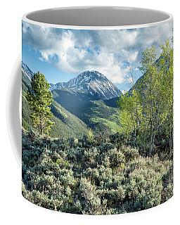 Mountain Greens Coffee Mug
