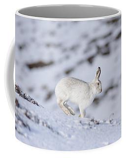 Mountain Hare - Scottish Highlands  #12 Coffee Mug