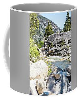 Mountain High Coffee Mug by Nancy Marie Ricketts