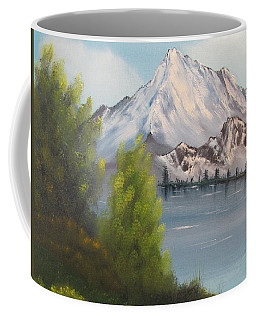 Mountain Lake Coffee Mug