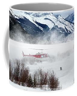 Mountain Landing Coffee Mug