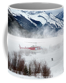 Mountain Landing Coffee Mug