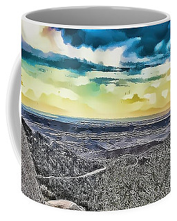 Mountain Landscape 7 Coffee Mug