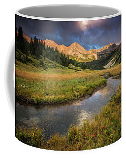 Mountain Light Coffee Mug