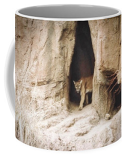 Mountain Lion - Light Coffee Mug
