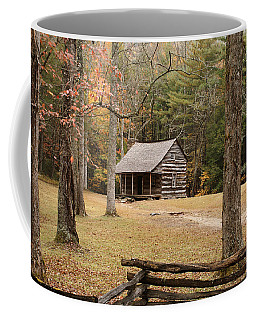 Mountain Memories Coffee Mug by TnBackroadsPhotos