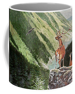Mountain Morning Coffee Mug