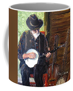 Mountain Music Coffee Mug