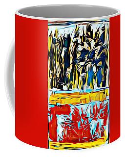 Mountain Of Many Faces Coffee Mug