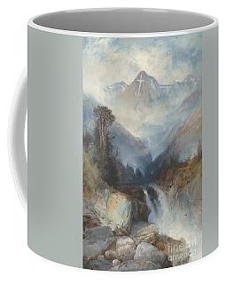 Mountain Of The Holy Cross Coffee Mug by Thomas Moran